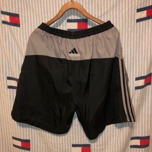 Vintage adidas swim trunks